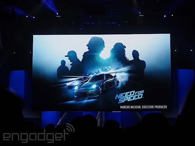 Need for Speed возвращается на платформы