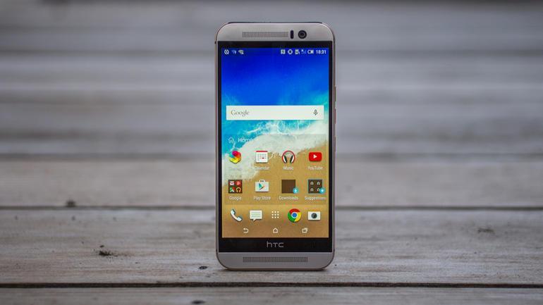 Обновление HTC One M9 улучшает камеру и борется с перегревом