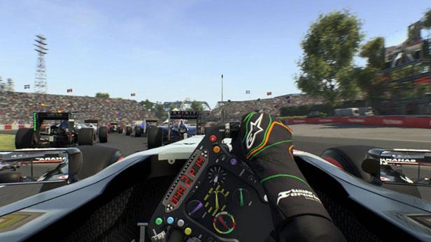 Скриншоты F1 2015 появились в сети, они шикарные!