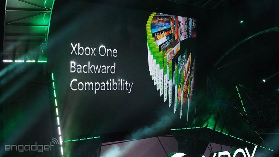Xbox One осилит игры от Xbox 360