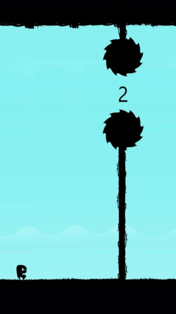 Nibbler Jack - бесконечный аркадный раннер для Андроид