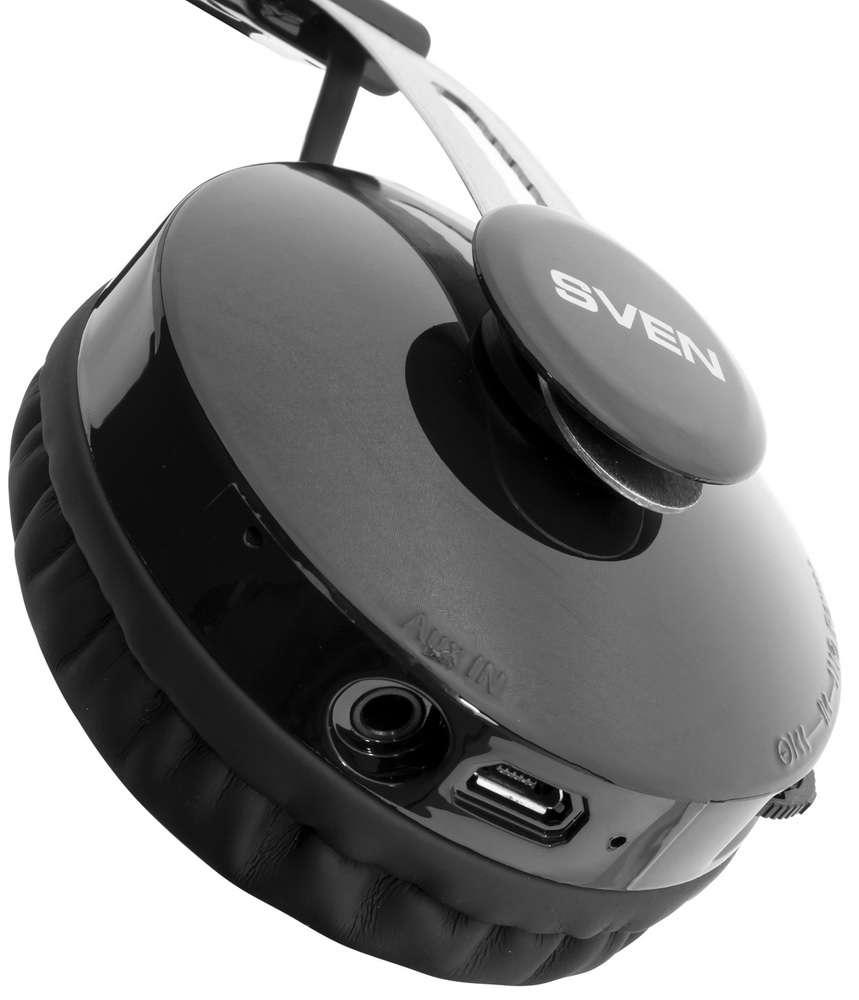 Беспроводная гарнитура с расширенными возможностями: SVEN AP-B350MV
