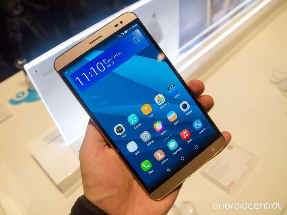 Фаблетка от Huawei - MediaPad X2