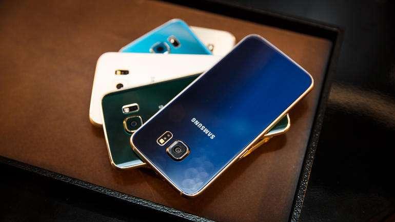 Galaxy S6 Разрешает удалят предустановленные приложения