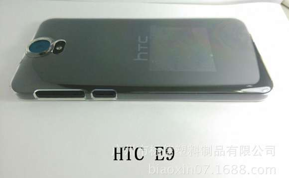 HTC E9 скоро будет официально, а пока на фото