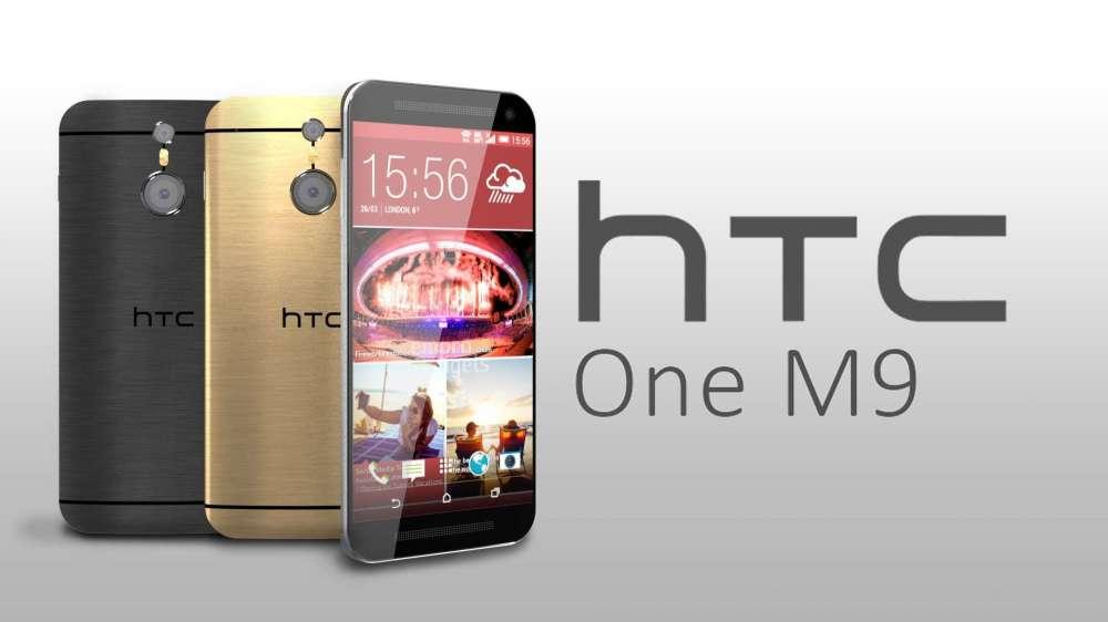 HTC One M9 не будет обжигать