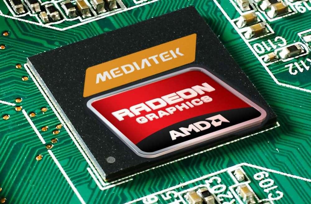 MediaTek будут дружить с графикой AMD