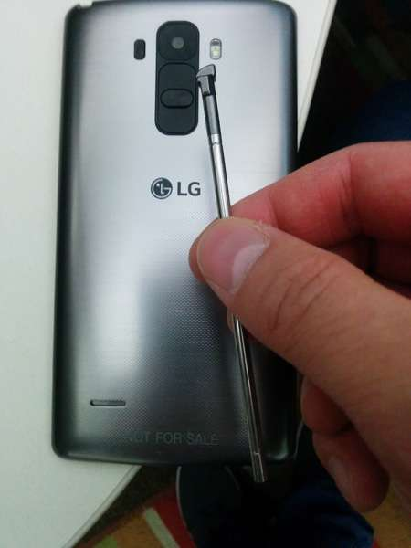 Недавние фото LG G4 могут принадлежать бюджетному аппарату