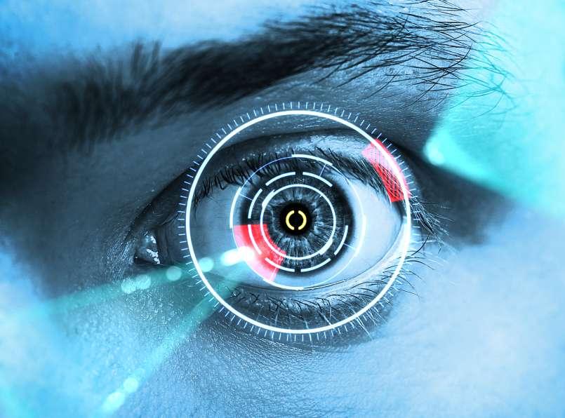 Samsung с SRI разрабатывают смартфоны со сканером радужной оболочки глаза