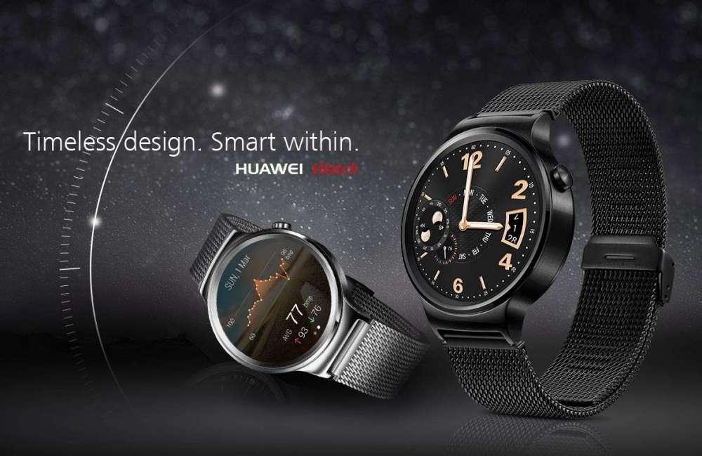 Слухи: Умные часы от Huawei могут стоить 1000 долларов