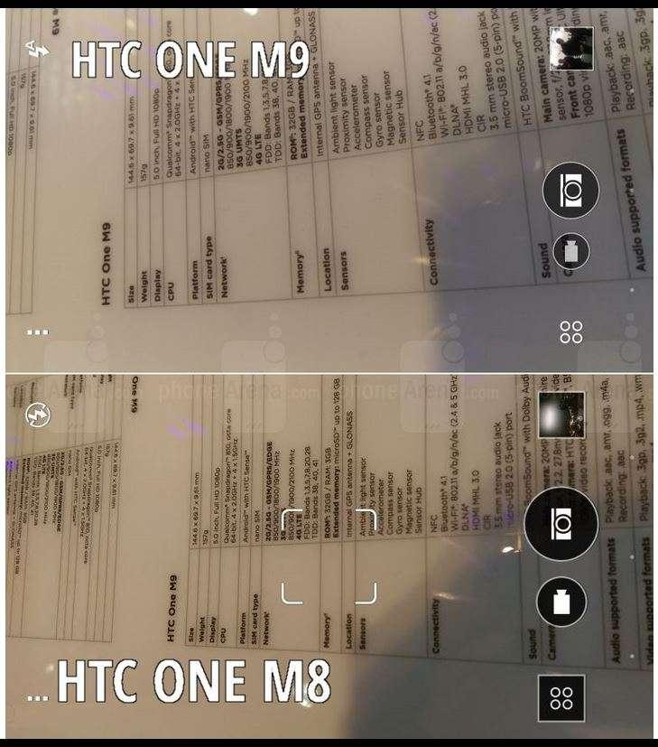 Сравниваем HTC Sense 7 и Sense 6