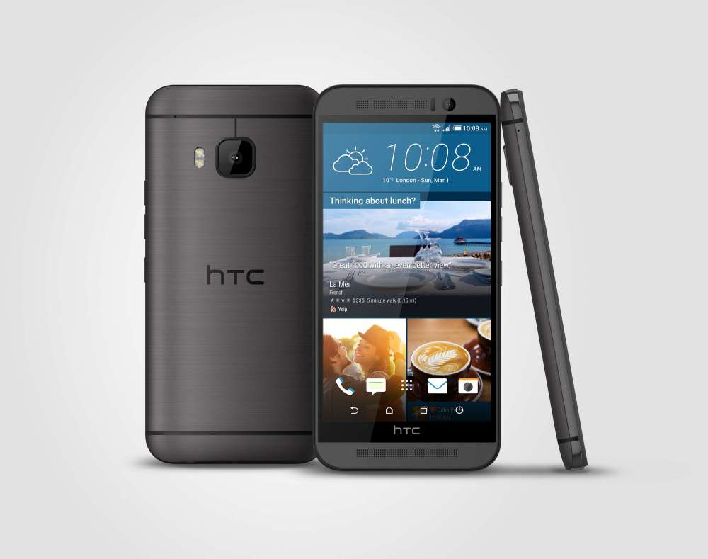 Сюрпризы HTC: One M9, Vive, Grip