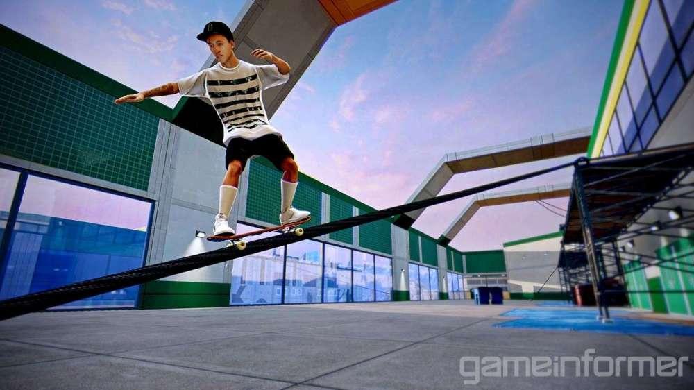Анонс и первые скриншоты игры Tony Hawk's Pro Skater 5