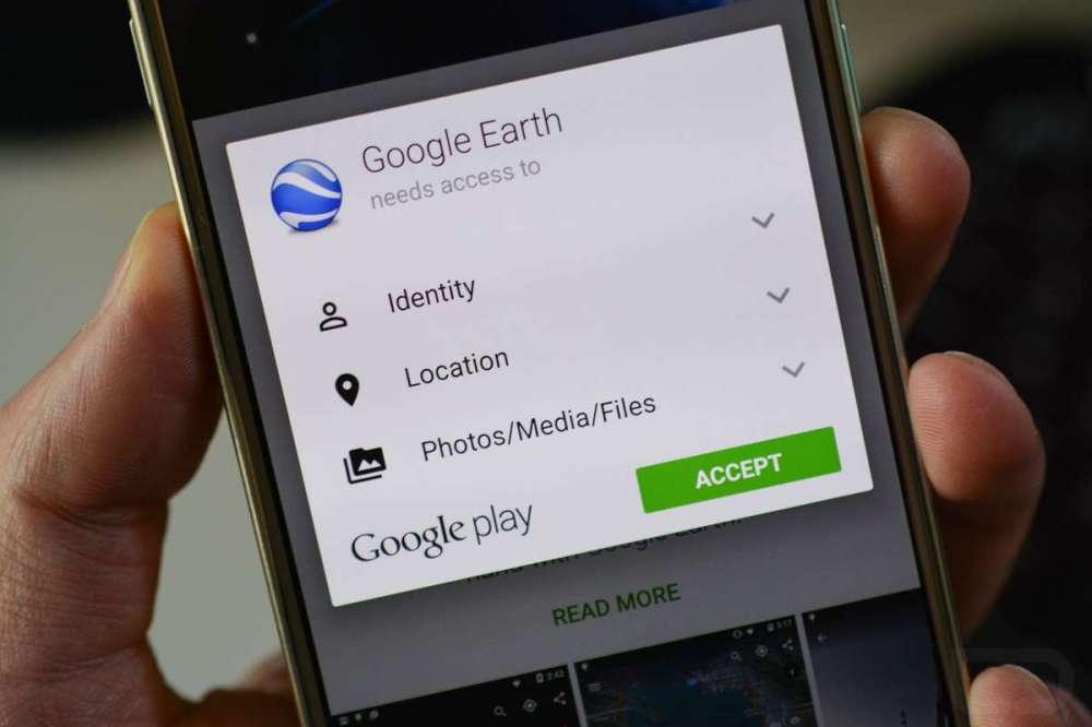 Google даст больше власти над пермишеннами при установке приложений