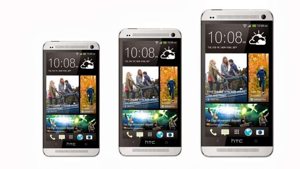 HTC не видят смысла в mini=