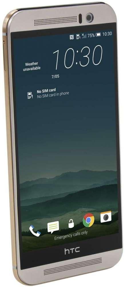 HTC One M9: по всем правилам стиля и функциональности