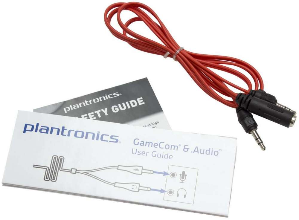 Игровая гарнитура Plantronics GameCom 318: качество без привязки к цене