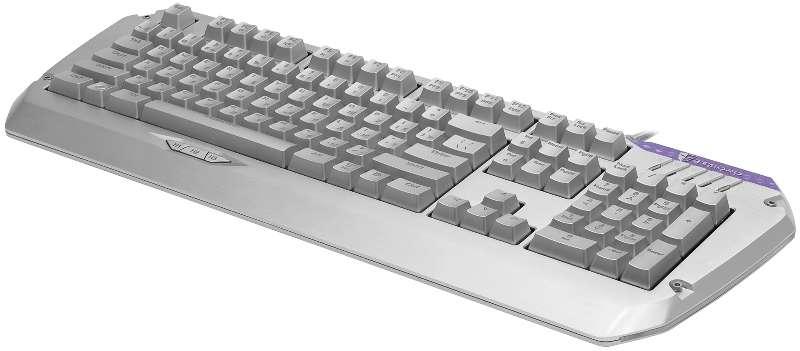 Игровая клавиатура Tesoro Colada Saint: со своим лицом