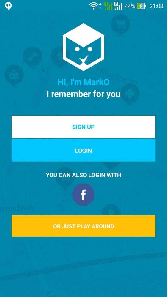 MarkO - запомнит за вас