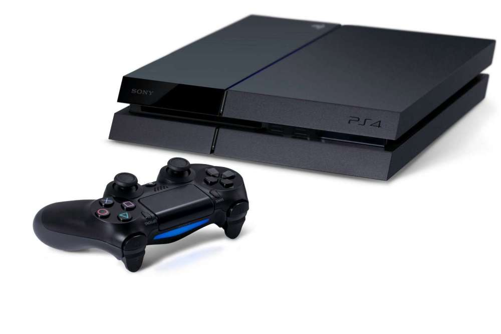 Playstation 4 взломана