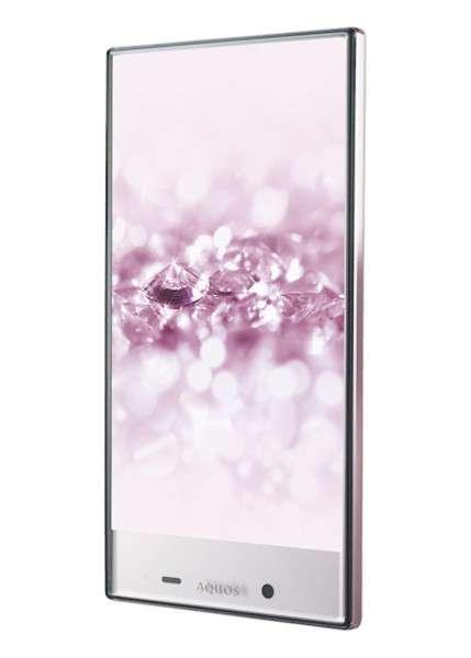 Sharp выпускают смартфон Aquos Crystal 2
