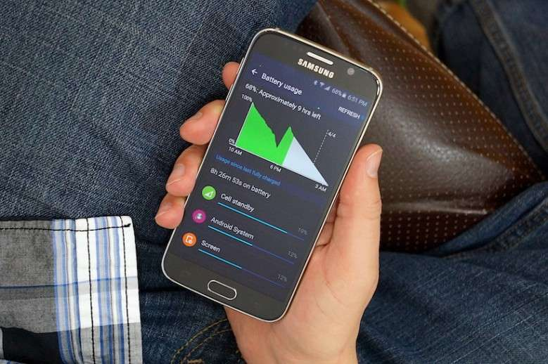 Утечки памяти на Galaxy S6, виноваты Samsung?