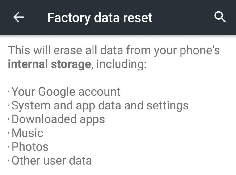 Wipe устройств на Android оставляет следы прежнего владельца