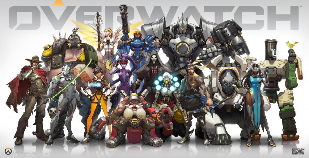 Blizzard подтвердила Overwatch для PS4 и Xbox One