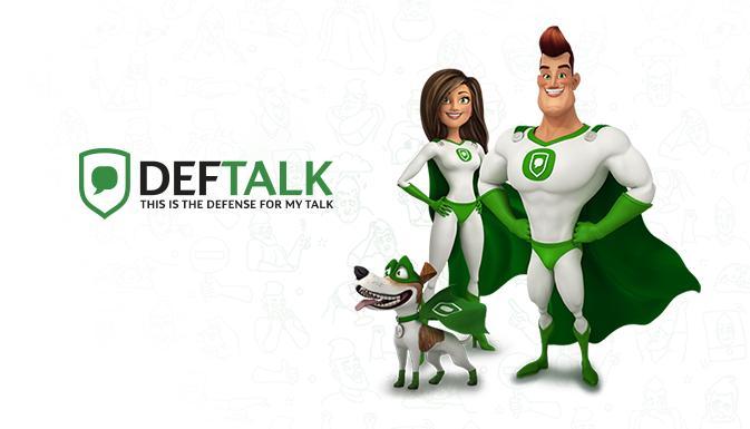 Deftalk – защищенный мессенджер для смартфона