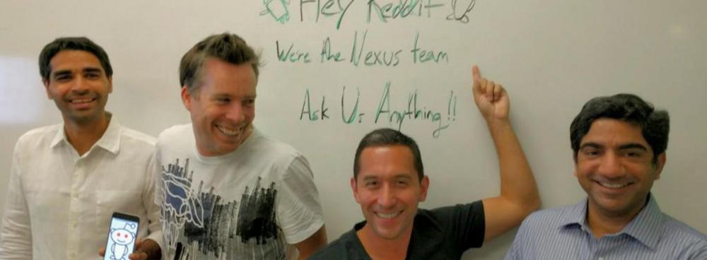 Команда Nexus рассказала о причинах отсутствия беспроводной зарядки