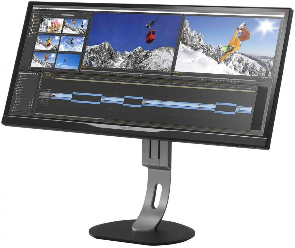 Монитор Philips BDM3470UP: профессиональный взгляд в перспективу