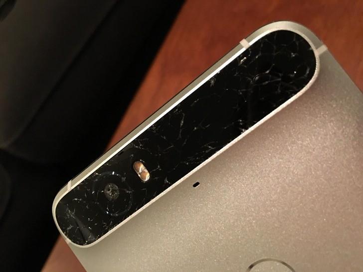 У Nexus 6P тоже не всё гладко