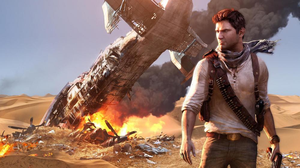 80% владельцев Playstation 4 не играли в Uncharted