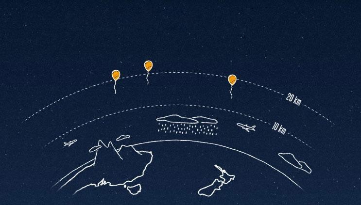 Google приносит интернет в Индонезию