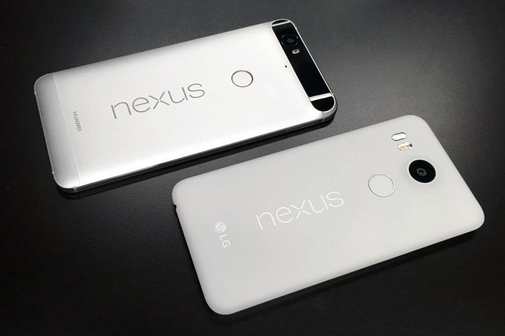 Ключевые моменты о Nexus 6P и Nexus 5X