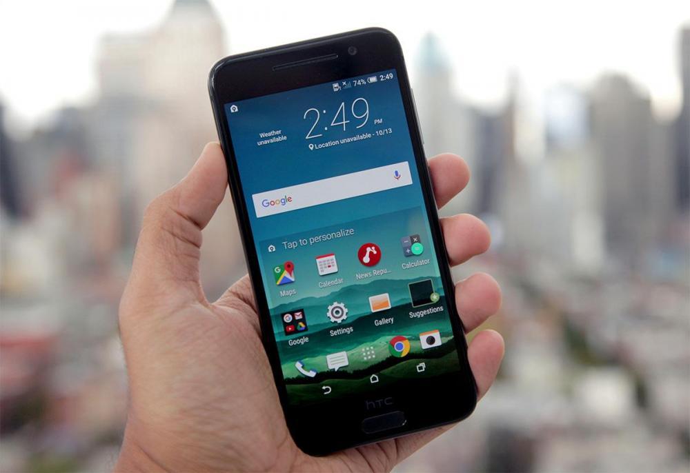 Новый HTC A9 уже реальность