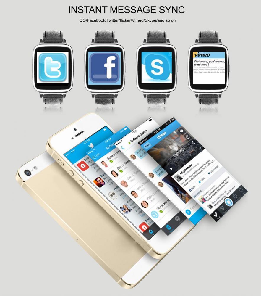 OUKITEL A28 - умные часы от магазина Gearbeat.com