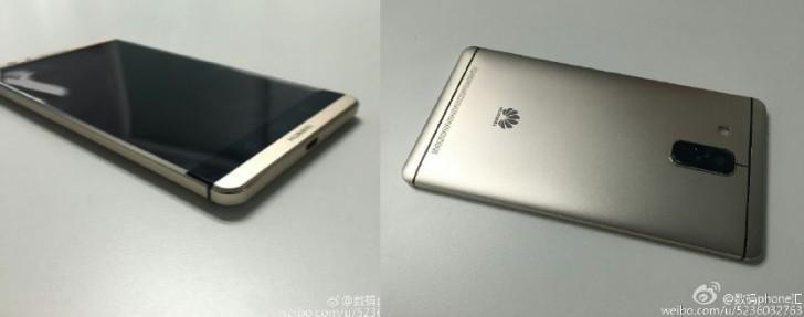 Первые спецификации смартфона Huawei Mate 8