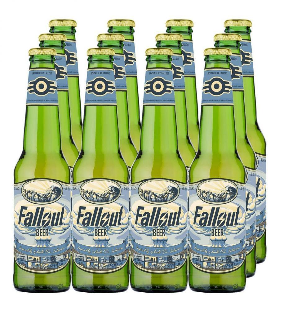 У Fallout 4 появится собственное пиво