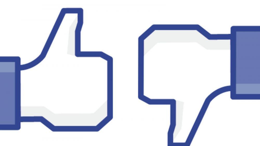 Facebook скоро получит кнопку «не нравится»