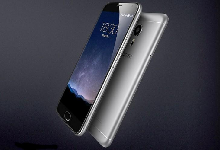 Meizu PRO 5 представили официально