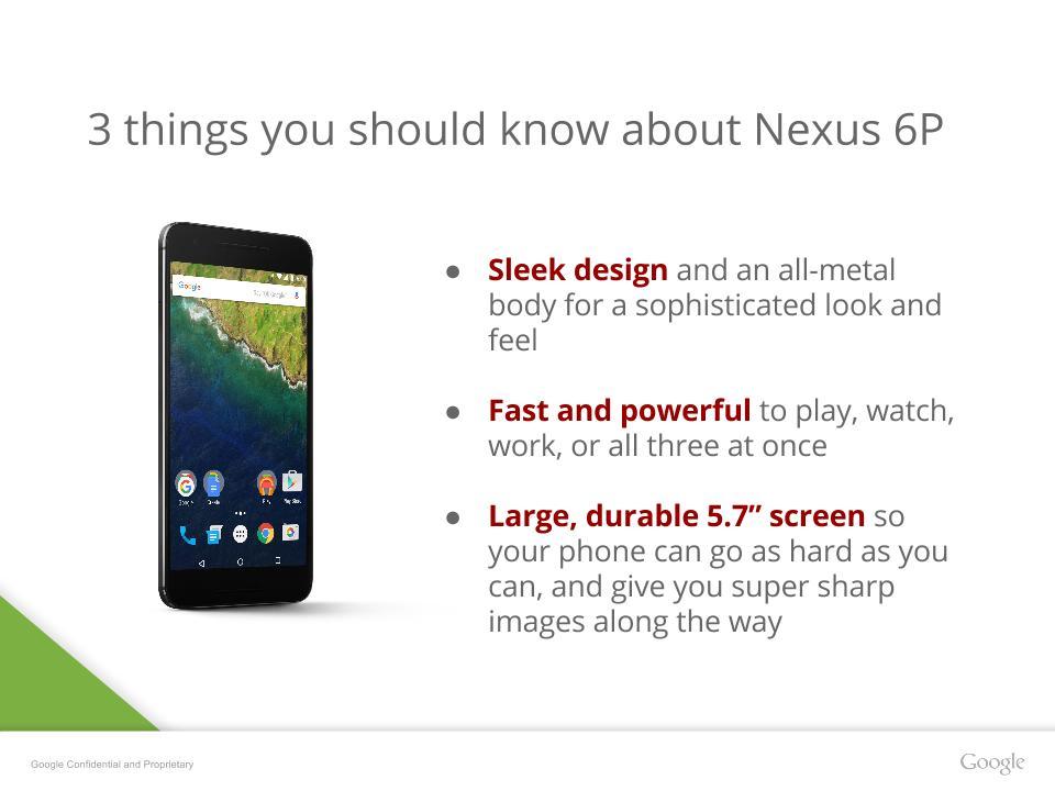 Nexus 6P, кажется, теперь мы всё знаем
