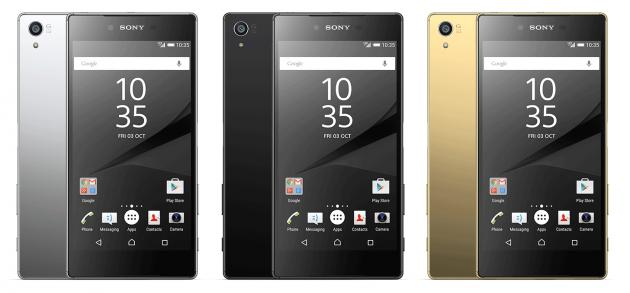 Sony Xperia Z5 с 4K разрешением, да не совсем