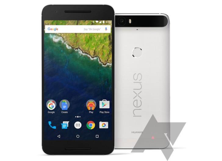 Вот ты какой, Nexus 6P