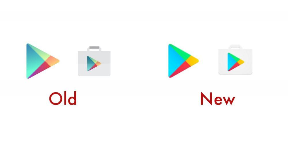 Google стилизует все иконки своих сервисов