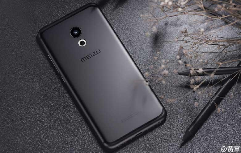 Meizu Pro 6 на официальных фото
