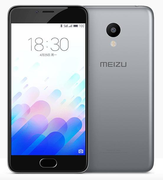 Meizu выводит на рынок бюджетный M3