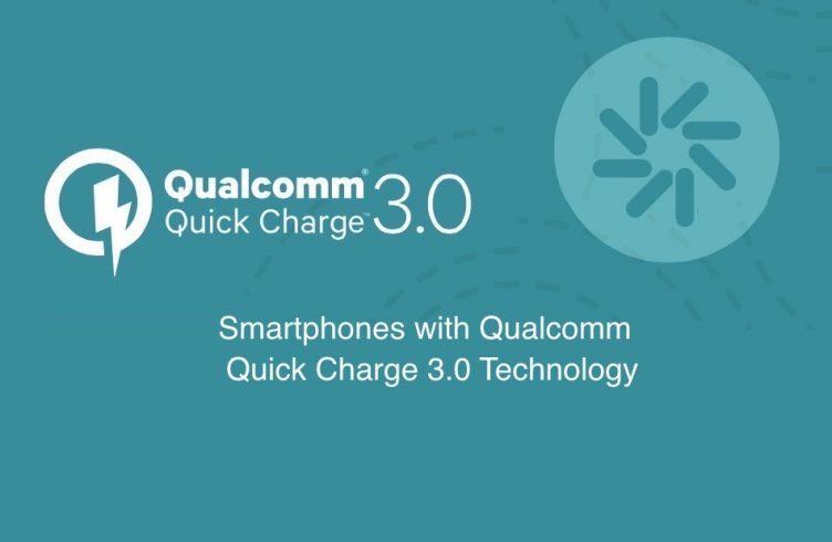 Qualcomm назвала девайсы совместимые с Quick Charge 3.0