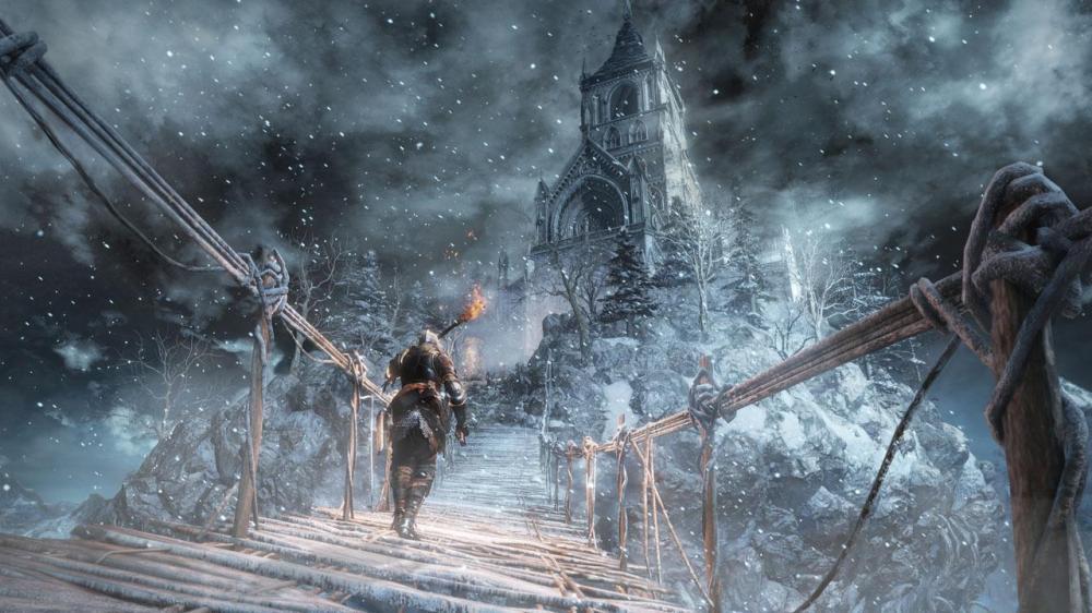 Ashes of Ariandel для Dark Souls III уже 25 октября