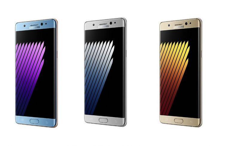 Цена на Galaxy Note 5 упала после выхода Note 7